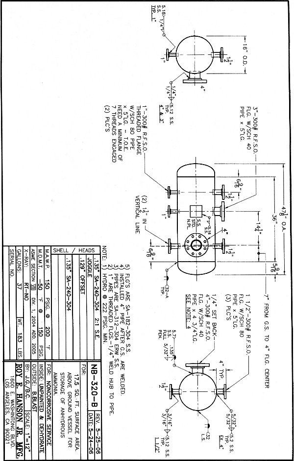 Refrigeration: Ammonia Refrigeration Msds