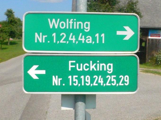 funny city names