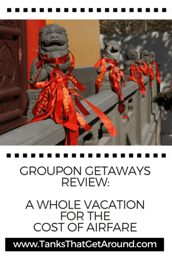 groupon getaways review