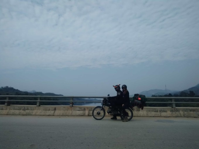 Vietnam motorcycling