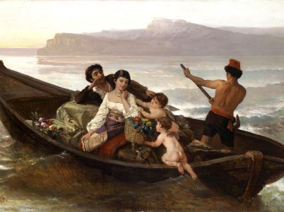 Pittura – Wilhelm Kray (1828 – 1889)