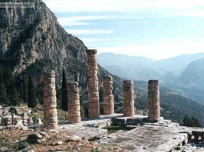 Un'escursione a Delfi