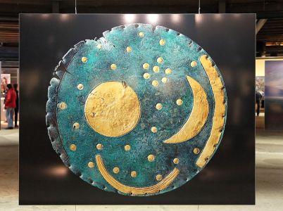 Decifrato il disco del cielo di Nebra