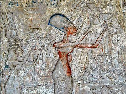 Akhenaton: l'ultimo faraone alieno dell'antico Egitto