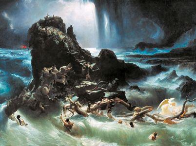 Mitologie inerenti il Diluvio