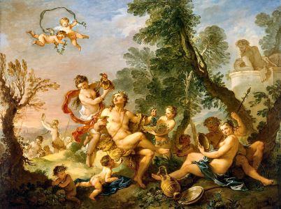 Dioniso (Bacco), il dio del vino