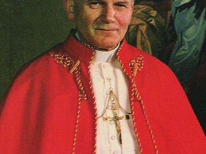 22 ottobre, San Giovanni Paolo II (Karol Wojtyla)