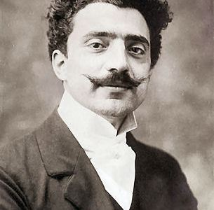 Trilussa, pseudonimo di Carlo Alberto Salustri (1871-1950)