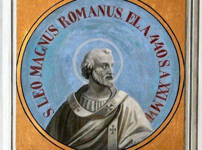 10 novembre: San Leone Magno, papa e dottore della Chiesa