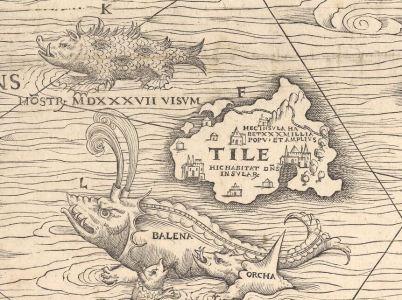 """Thule """"al di là del mondo conosciuto"""""""