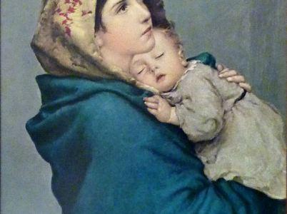 """""""Madonna delle Vie"""", detta anche """"La Zingarella"""""""