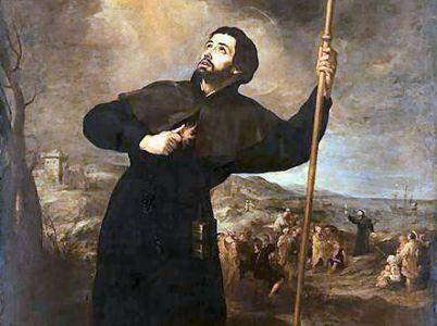 3 dicembre, San Francesco Saverio