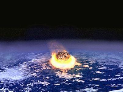 Arrivò dal cielo la fine dell'Età del Bronzo Antico?