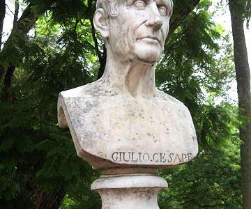 Le idi di marzo: la morte di Giulio Cesare