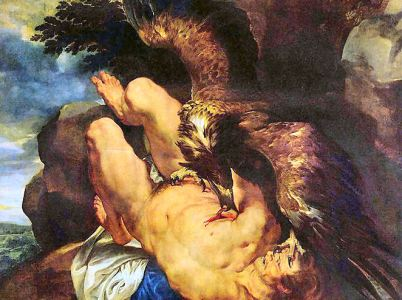 Prometeo – Inno di Johann Wolfgang Goethe