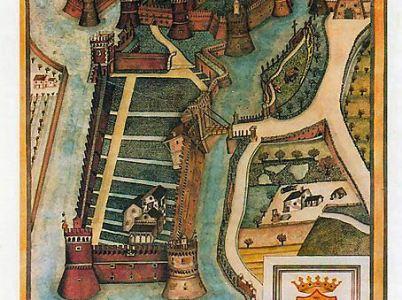 Caterina Sforza, signora di Imola e di Forlì, una donna di incredibile bellezza