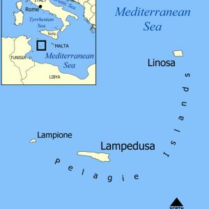Misteriose rovine sommerse nel Canale di Sicilia