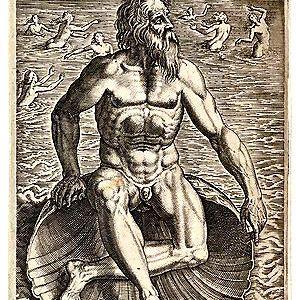 """Nereo, il """"vecchio mare"""""""