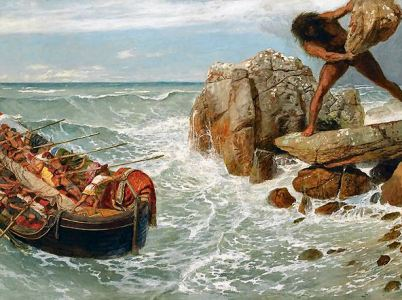 Polifemo, il più famoso dei Ciclopi