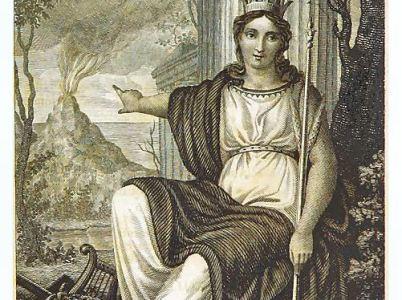 Il mito di Partenope (Parthenope)
