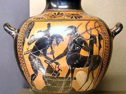 I Centauri, creature metà uomini e metà cavalli