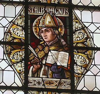 15 novembre, sant'Alberto Magno vescovo e dottore della Chiesa