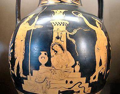 """Oreste, il più """"teatrale"""" tra gli eroi greci"""