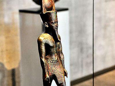 Amon-Ra, padre degli Dei