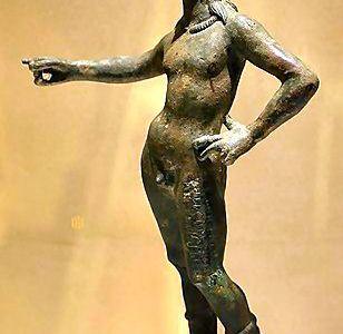 Cultura etrusca: Culsu, la furia a guardia della porta infernale