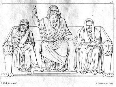 Radamanto, un'antichissima divinità cretese