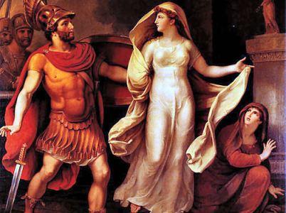 Odisseo e la guerra di Troia