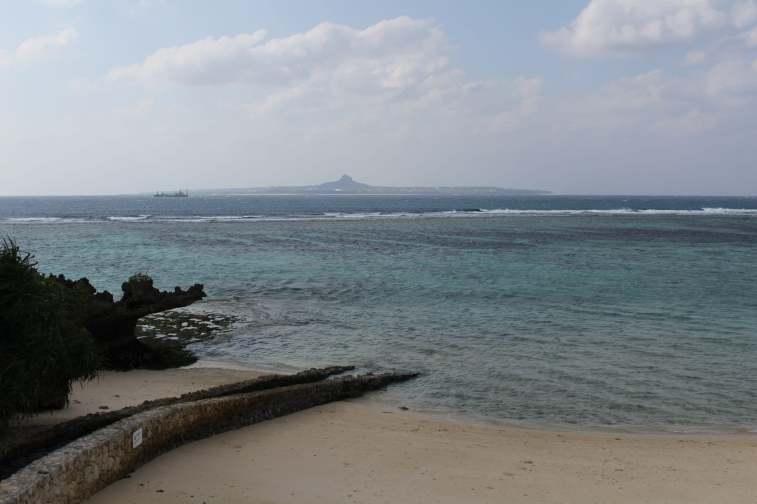 Motobu beach