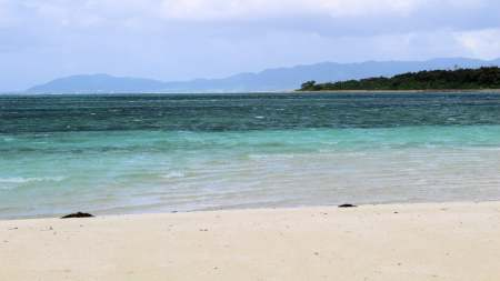 Taketomi - Kondoi Beach