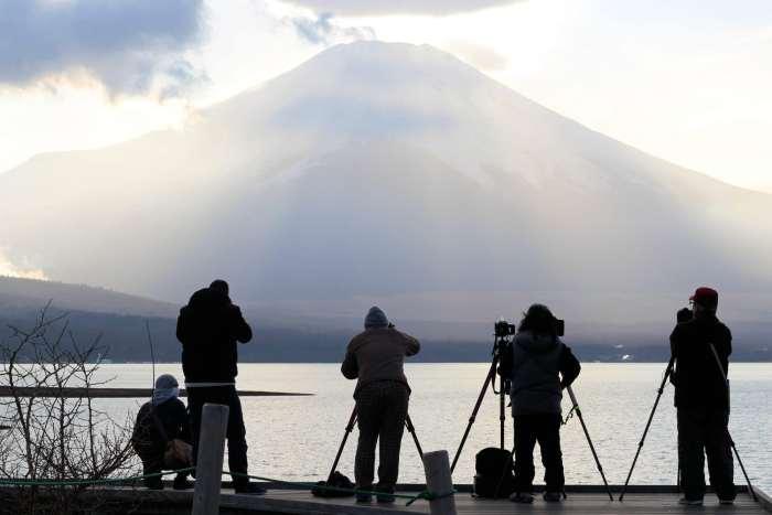 Une journée autour du Mont Fuji
