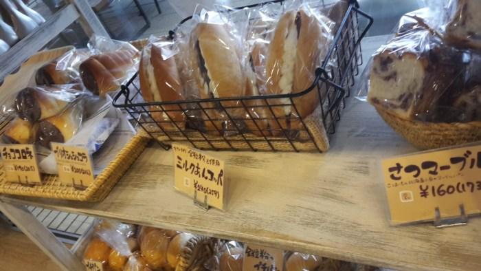 La petite boulangerie du quartier, à Takadanobaba