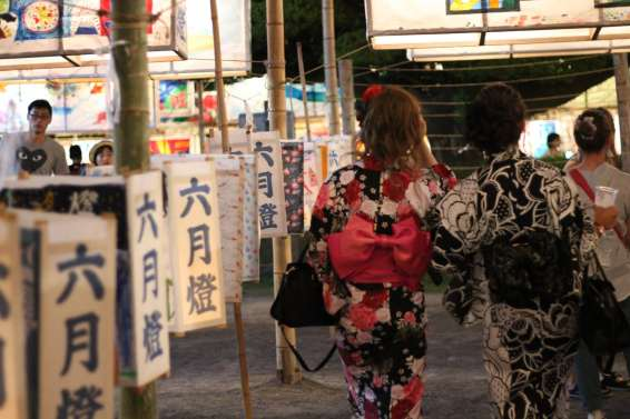 Kagoshima Matsuri 15 juillet (22)