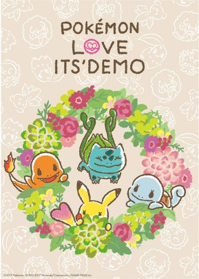 Pokemon love It's Demo
