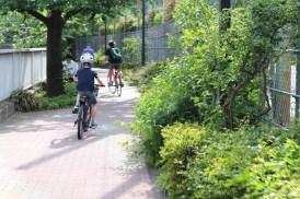 De Takadanobaba à Koenji à vélo (3)