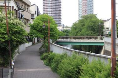 De Takadanobaba à Koenji à vélo (8)