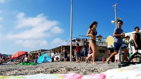 Zushi beach 4