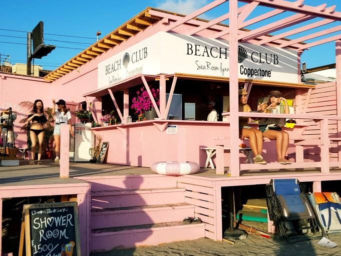 Zushi beach 3