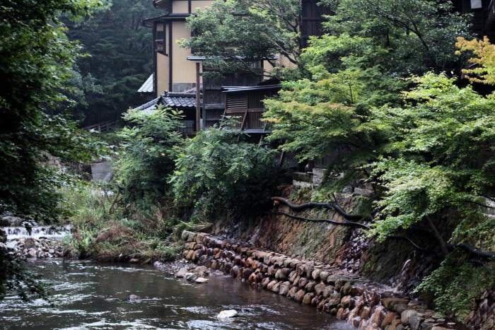 Un week-end à Kurokawa Onsen