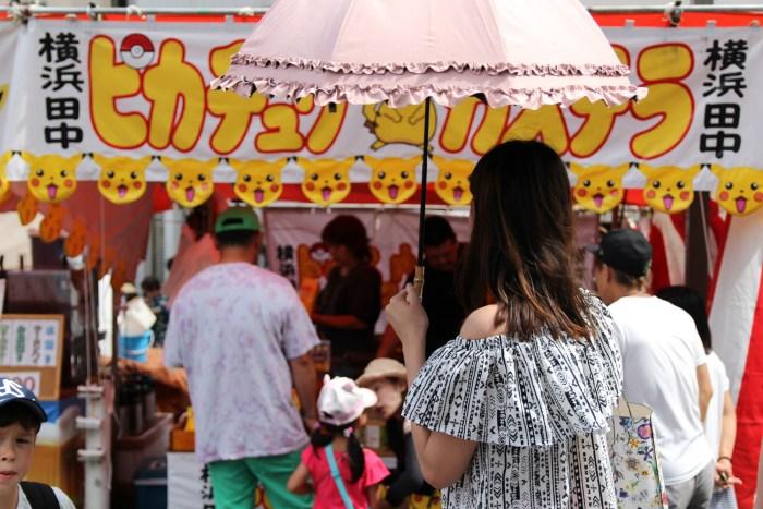 Tsunami de nourriture au Matsuri : Qu'est-ce qu'on mange ?