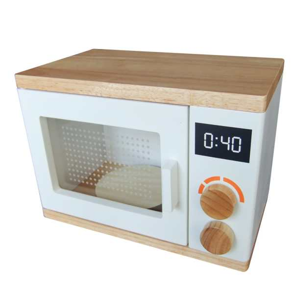 Wooden Microwave 3