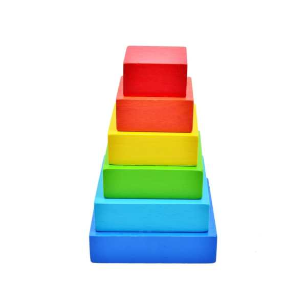 3 in 1 Rainbow Sort & Stacking 1
