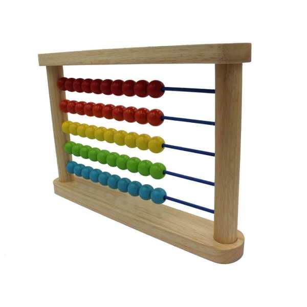 5 Colour Abacus 2