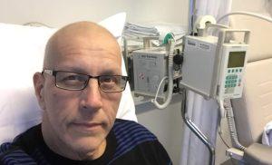 Laulaja Jarmo Pellinen Seiskassa: Tiedän kuolevani tähän syöpään
