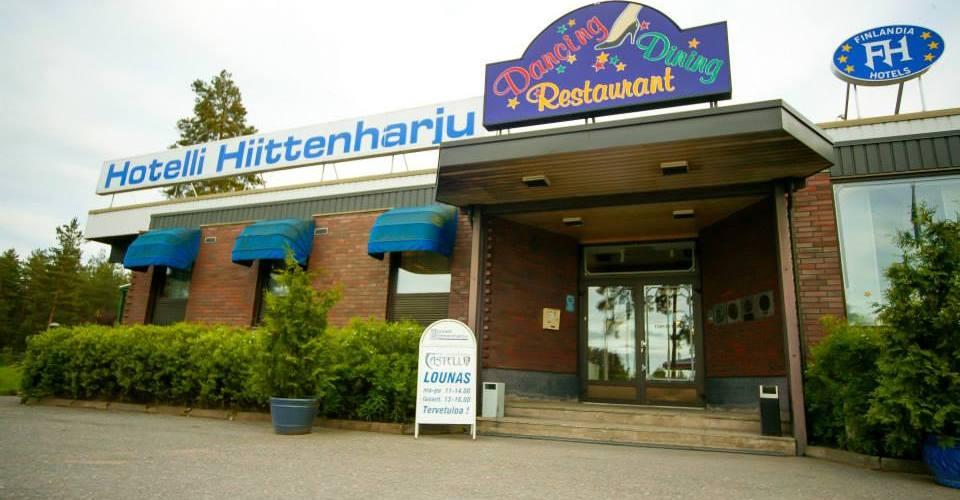 Hotelli Hiittenharju