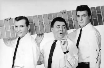 Eino Grön, Olavi Virta ja Kaj Lind hurmasivat ja hummasivat 60-luvulla.