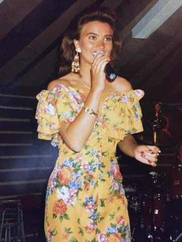 """""""Tämä kuva Tampsan lavalta 2.7.1992. Olitko mukana?"""""""